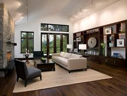 wood flooring ideas living room.  room large contemporary brown floor living room idea in san francisco with a  stone fireplace intended wood flooring ideas living room e