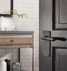 black door knobs. Black Door Knobs E
