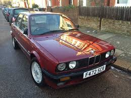 All BMW Models 1989 bmw e30 : BMW E30 (1989) 320i - wine red with cream leather interior | in ...