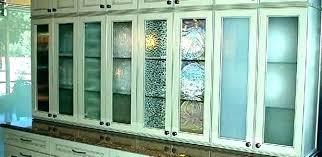 cabinet door inserts glass kitchen doors cabine