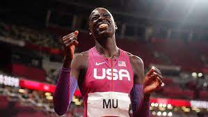 American wait for 800m gold ...