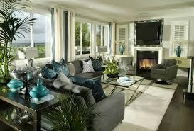 plantation style living room