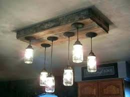 Rustic bar lights Wood Mason Jar Island Light Mason Jar Kitchen Lights Best Of Fancy Rustic Bar Lights Rustic Pendant Amazoncom Mason Jar Island Light Rustic Mason Jar Pendant Lights Over Island
