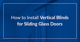 how to install vertical blinds for