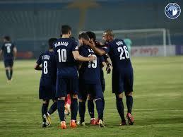 بيراميدز ضد البنك الأهلي.. التشكيل الرسمي لفريق بيراميدز بالدوري المصري