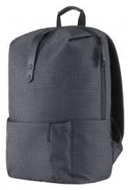 Рюкзак Xiaomi <b>Mi Casual Backpack Black</b> рюкзак; для н / б с ...