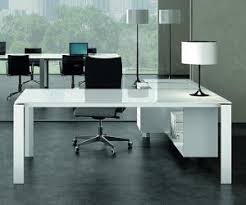 glass desks for office.  for pure white executive glass desk on desks for office