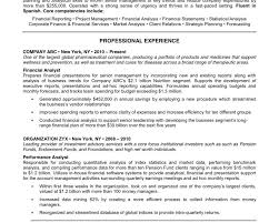 Astonishing Design Successful Resume Examples 19 Reasons This Is An