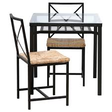 Kitchen Table Round 2 Seat Carpet Chairs Flooring Metal Wrought Iron
