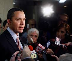 Morgan Stanley Says Harold Ford Jr. Wasn't Fired for Sexual Misconduct -  The New York Times