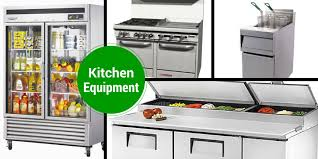 commercial kitchen equipment general hotel restaurant supply rh generalhotel com list of kitchen appliances for restaurant