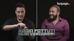 Fanpage.it - Il colloquio di Ciro Priello e Fabio Balsamo per AFMV - Addio  ...