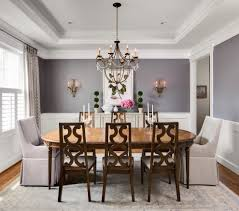 grey and purple dining room contemporary with olive green id