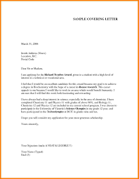 Best Ideas Of Cover Letter Template Teenager For Your Resume Sample