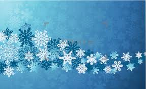 Christmas Snowflakes Pictures Image Of Christmas Blue Snowflakes Background
