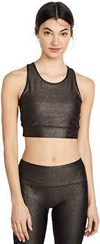PRISMSPORT Women's Crop Bra Top: Clothing - Amazon.com