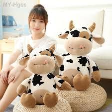 4 sizes stuffed cow moo moo baby