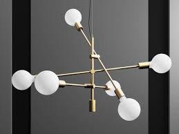 mobile chandelier 3d model max obj mtl 3ds fbx c4d skp 1