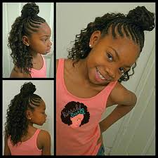 Hairstyles For Little Kids Girls Crochet Braids Style Freetress Deep Twist Kissable Clients