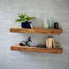 floating rustic wood shelves reclaimed wood floating shelf rustic wood floating shelves kitchen rustic wooden floating