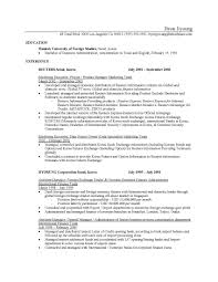 Bullet Points In Resume Resume For Your Job Application