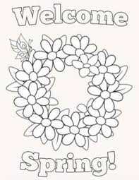 91 Best Spring Coloring Pages Images Easter Coloring Pages Easter