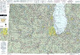 St Louis Sectional Chart Faa Chart Vfr Sectional Chicago Schi Current Edition