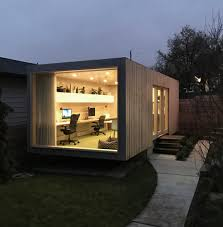 office in container. Architect Turns Shipping Container Into Dream Office | CTV Vancouver News In