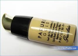 guerlain parure gold fluid foundation