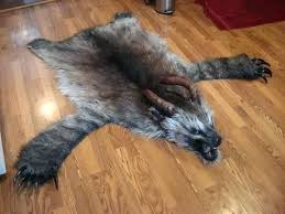 amp co faux bear skin rug fake with head fur costco bear skin rug