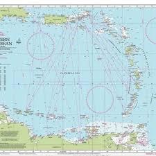 Imray Charts Caribbean I I 1 Eastern Caribbean Chart By Imray Iolaire