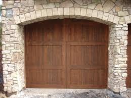 incredible wood look garage door skins for red