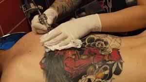 Tetování Už Není Výstředností Ale Výtvarným Dílem Novinkycz