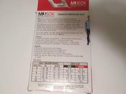Mdsox Graduated Compression Socks Green Size Large Men Or Women