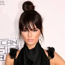Topknot Hair Style celebrity hair trends top knots on the red carpet thefashionspot 7050 by wearticles.com