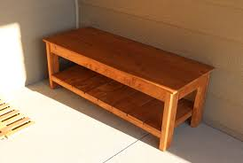 DIY Garden Bench  DIY Projects With PeteKreg Jig Bench Plans