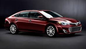 new luxury car releases 20142015 Toyota Avalon Side on Top 10 Best Gas Mileage Luxury Cars