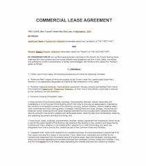 Office Rental Agreement Template 26 Free Commercial Lease Agreement Templates Template Lab