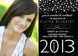 Graduation Announcements For High School Wonderful Graduation Photo Invitations High School Graduation Party