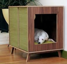 Stylish dog crates