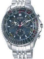 citizen watches eco drive chronograph aqualand titanium citizen promaster eco drive navihawk titanium jr3034 59e jr3034 pilot s watch
