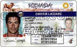 Nevada Identification Buy Id Fake Scannable
