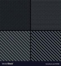 Carbon Fiber Pattern Best Carbon Fiber Seamless Patterns Royalty Free Vector Image