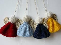 Crochet Christmas Ornaments Patterns Delectable 48 Free Crochet Christmas Ornament Patterns