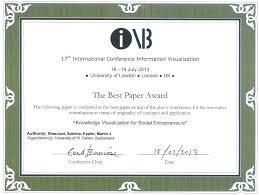 Award Certificate Samples Best Wife Template Templates Sigurnost Co