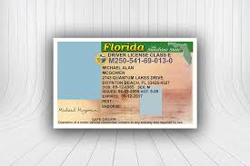 Florida s Wickybay Id Template u