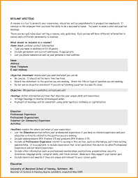 13 Resume Objective Statements Examples Bird Drawing Easy