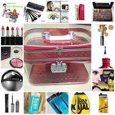 lakme matte lipstick makeup bundle mix kit with free box in stan on pk