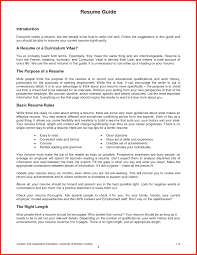 Basic Resume Sample Awesome Cv Resume Sample resume pdf 67