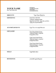 How To Make An Resumes How To Make A Cv For A Job Unique How To Make Cv Resume For Job